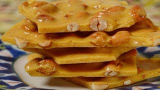Peanut Brittle Recipe Demonstration - Joyofbaking.com