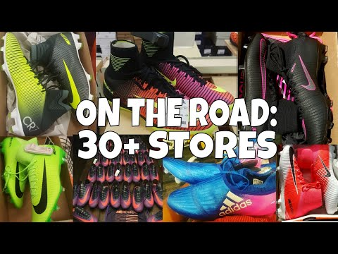 ON THE ROAD: TRAILER | 30+ STORES IN ONE DAY | MARSHALLS, BURLINGTON, ROSS