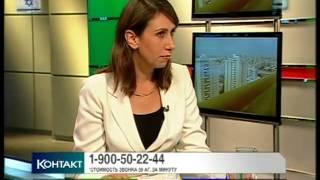 ZMAN com   Видео Лидер партии Русский израильтянин Давид Кон    гость программы Контакт(, 2012-12-10T23:13:01.000Z)