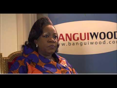 Catherine Samba-Panza: FORUM DE BANGUI «La réconciliation mais pas au prix de l'impunité»