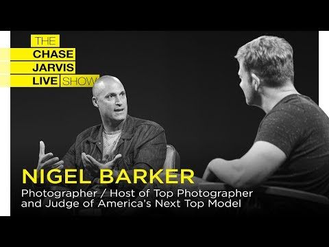Nigel Barker: Be the Artist You Want to Work With  Chase Jarvis LIVE