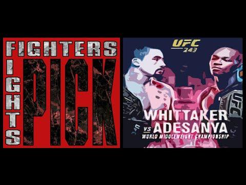 Diggin' Deep on UFC 243: Whittaker vs. Adesanya - ESPN prelims