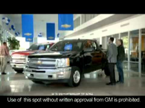 chevy confidence commercial 2012 Love it or Return it sale going on at Fitzpatrick Auto Center