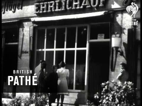 Pathe Pictorial Looks At Berlin  (1947)