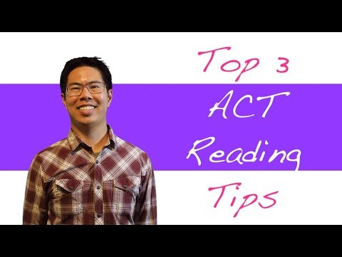 Best ACT Reading Prep Strategies, Tips, and Tricks - 3 Steps