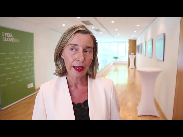BSF Impressions: Federica Mogherini