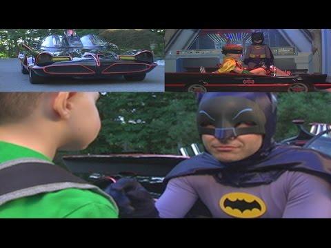 The Amazing Adventures of Little Batman (Full Version)