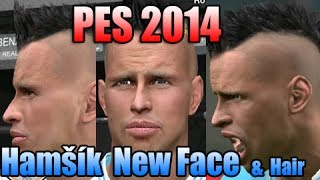 PES 2014 • Hamšík New Face & Hair | Napoli Download • HD Thumbnail