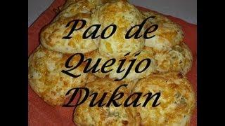 pao de queijo dukan fase de cruzeiro