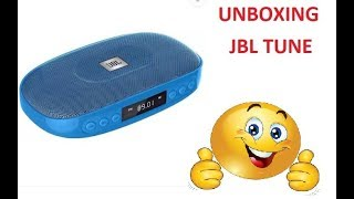 JBL TUNE UNBOXING & REVIEW