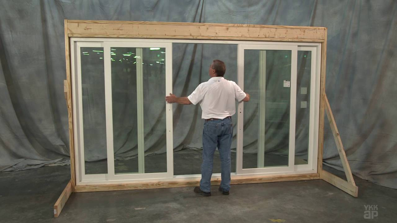 Step 4 Oxo Oxxo Door Operable Panel Install Youtube