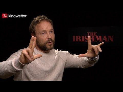 Interview Stephen Graham THE IRISHMAN