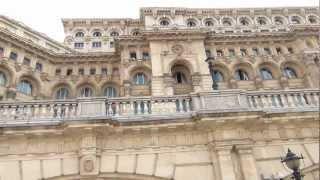 Дворец Парламента (Бухарест, Румыния)(Дворец Парламента в Бухаресте -- одно из самых больших зданий в мире. Его оригинальное название -- Дом народо..., 2012-06-15T16:46:46.000Z)