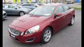 2013 Volvo S60 T5 AWD Walkaround, Start up, Tour and Overview