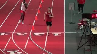 Jeff Reuben 4x400 at Cornell 12 2 17