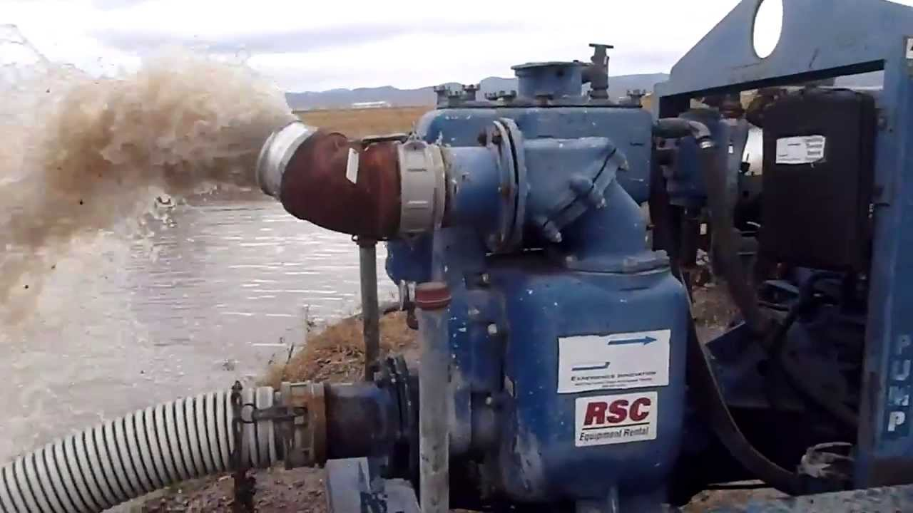 Bomba de agua thompson de 6 pulgadas youtube - Bombas de agua ...
