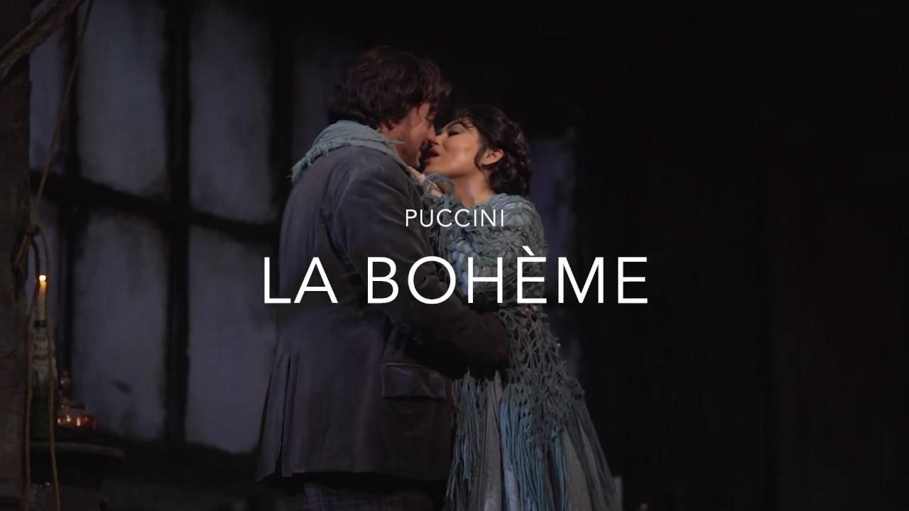 La Bohème: Trailer