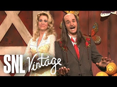 Clancy T. Bachleratt and Jackie Snad Sing Easter   SNL