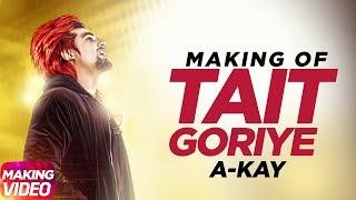 Making of Tait Goriye | A kay | Jai Shire | Western Penduz | Kamalpreet Johny | Speed Records