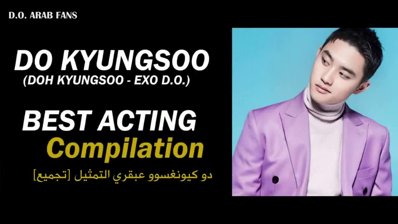 Do Kyungsoo The acting genius [Movies/Dramas/Awards]