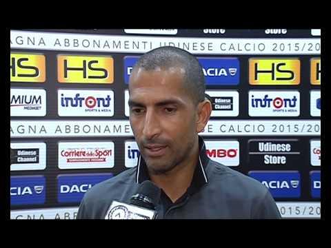 """UDINESE CHANNEL - Lamouchi: """"Ho visto una bella Udinese"""""""