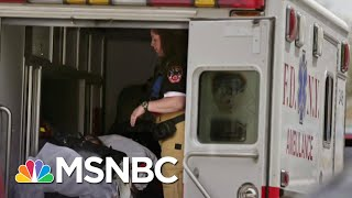 New York City Overwhelmed By Record Number Of Medical 911 Calls | Ali Velshi | MSNBC
