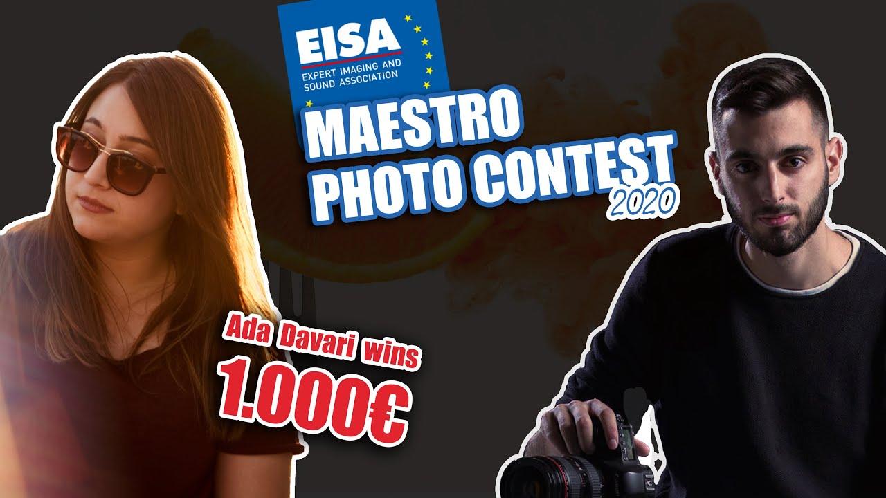 Κέρδισε 1000€ στον EISA MAESTRO 2020! - Phototalk Live! 🔴