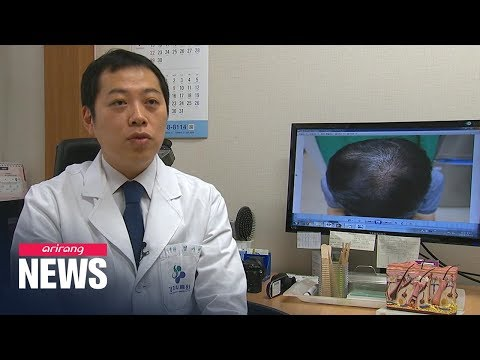 More young people losing hair in S. Korea due to stress, diet thumbnail