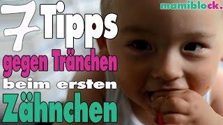 Alles übers Zahnen, Babys erste Zähnchen und die erste Zahnpflege | mamiblock – Der Mami Blog