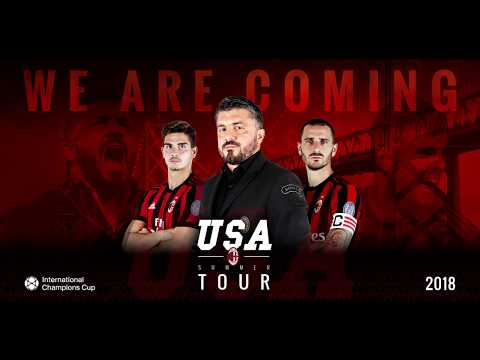 International Champions Cup 2018: USA We Are Coming
