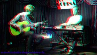 Absynthe Minded, Space, 3D, Session live, 17 09 2012