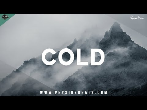 """Cold"" - Very Sad Piano Rap Beat  Deep Emotional Hip Hop Instrumental prod by Veysigz"