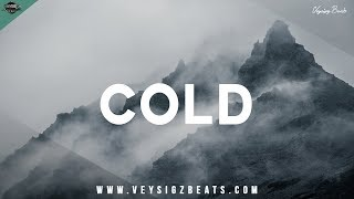 """Cold"" - Very Sad Piano Rap Beat 