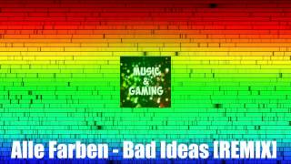 Обложка Alle Farben Bad Ideas REMIX