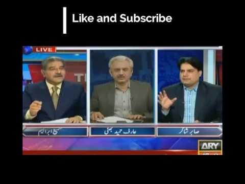 Panama Leaks Par Deal Ki Koshish Ki Jarhai Hai Ke..Sabir Shakir Telling