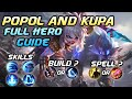 Popol And Kupa Complete Hero Guide - Build,Spell,skills & combo | Mobile Legends Bang Bang