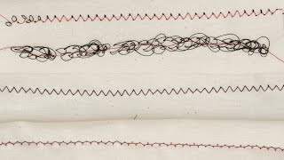 Sewing Machine Thread Tension - Updated