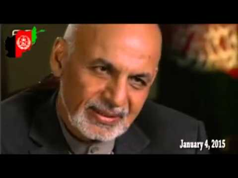 Dr Ashraf Ghani's message to the enemy of Afghanistan.