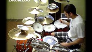 """We Found Love"" -Rihanna -*DRUM COVER* / Remix (in a hopeless place, Calvin Harris)"