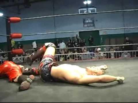 MOST ABSURD SPOTFEST EVER ***** - Teddy Hart vs Jack Evans 3/22/08 in JERSEY