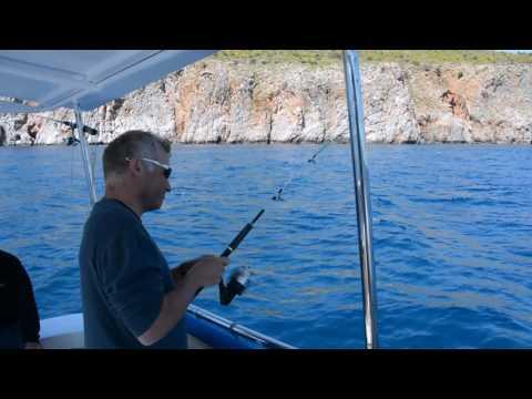 Крит Рыбалка Отдых 2017 Crete Fishing Vacations