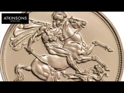 2016 UK Sovereign Gold Coin