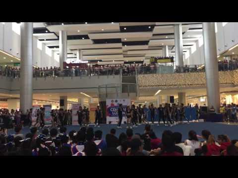 HAU Golden Guardians Pepsquad Regional Champion at NCC Central Luzon Season12