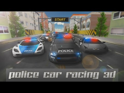 Police Car Racing 3D - Android Gameplay HD