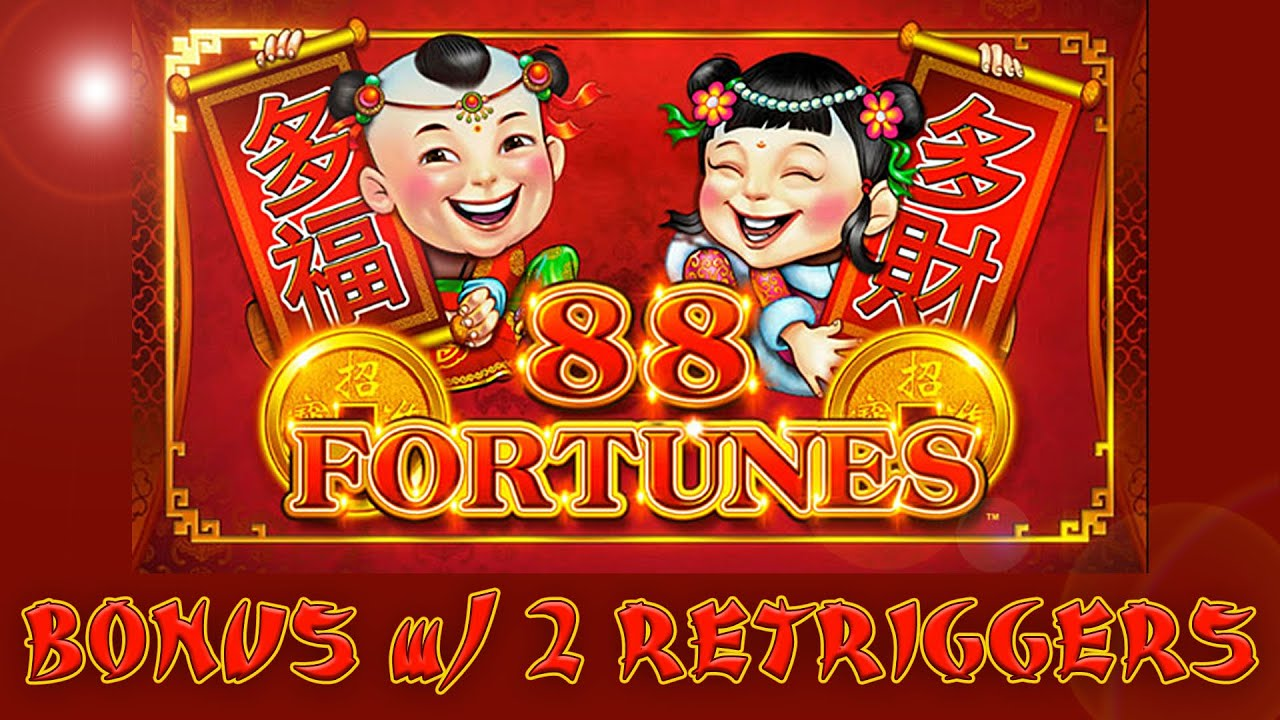 casino game 88 fortunes