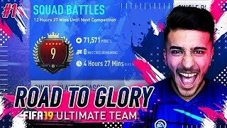 FIFA 19 ROAD TO GLORY #2 - MAKING 150.000 COINS IN THE FIRST WEEK?! - FIFA 19 ULTIMATE TEAM