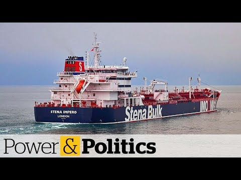 Iran seizes oil