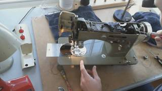 Oiling Vintage Sewing Machines Part 1