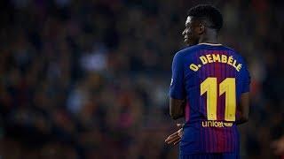 Barcelona News Round-up ft Ousmane Dembele