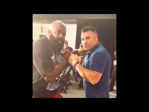 BOBBY GUNN INTERVIEW ON BARE KNUCKLE BOXING VS BOXING, GUNN VS KIMBO SLICE MATCH UP